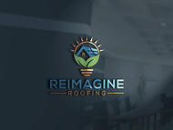 Reimagine Roofing Logo - Entry #261