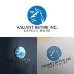 Valiant Retire Inc. Logo - Entry #376