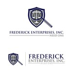 Frederick Enterprises, Inc. Logo - Entry #245