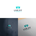 Live Fit Stay Safe Logo - Entry #294