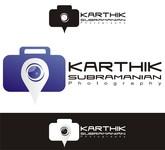 Karthik Subramanian Photography Logo - Entry #77