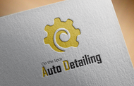On the Spot Auto Detailing Logo - Entry #52