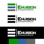 Envision Accounting & Consulting, LLC Logo - Entry #23