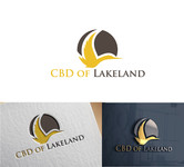 CBD of Lakeland Logo - Entry #46