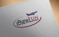 PlaneFun Logo - Entry #137