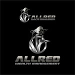 ALLRED WEALTH MANAGEMENT Logo - Entry #369