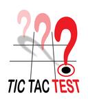 TicTacTest Logo - Entry #52