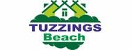 Tuzzins Beach Logo - Entry #122