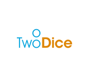 Two Dice Logo - Entry #74
