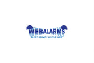 Logo for WebAlarms - Alert services on the web - Entry #146