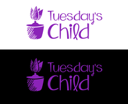 Tuesday's Child Logo - Entry #175