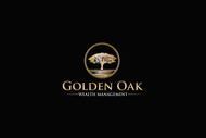 Golden Oak Wealth Management Logo - Entry #6