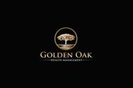 Golden Oak Wealth Management Logo - Entry #6