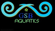 GSB Aquatics Logo - Entry #104