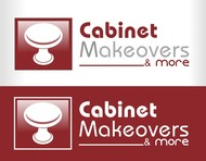 Cabinet Makeovers & More Logo - Entry #6