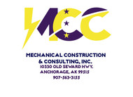 Mechanical Construction & Consulting, Inc. Logo - Entry #229
