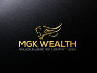 MGK Wealth Logo - Entry #287