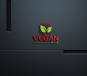 Vegan Fix Logo - Entry #235