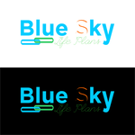 Blue Sky Life Plans Logo - Entry #97