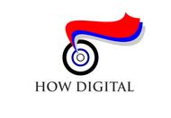 How Digital Logo - Entry #154