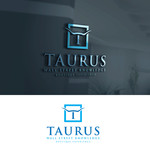"Taurus Financial (or just ""Taurus"") Logo - Entry #513"