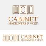 Cabinet Makeovers & More Logo - Entry #194