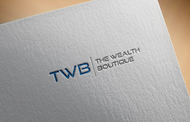 the wealth boutique Logo - Entry #27
