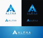 Alpha Technology Group Logo - Entry #147
