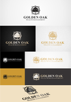 Golden Oak Wealth Management Logo - Entry #71