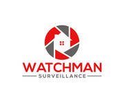 Watchman Surveillance Logo - Entry #154