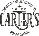 Carter's Commercial Property Services, Inc. Logo - Entry #6