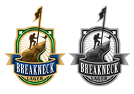 Breakneck Lager Logo - Entry #39