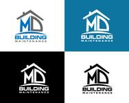 MD Building Maintenance Logo - Entry #51
