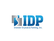 IVESTER DRYWALL & PAINTING, INC. Logo - Entry #198