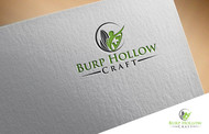 Burp Hollow Craft  Logo - Entry #68