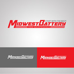 Midwest Battery Logo - Entry #71