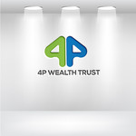 4P Wealth Trust Logo - Entry #20