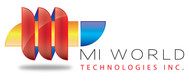 MiWorld Technologies Inc. Logo - Entry #72