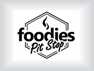 Foodies Pit Stop Logo - Entry #85
