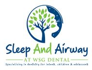 Sleep and Airway at WSG Dental Logo - Entry #543