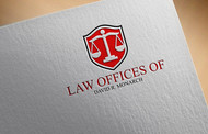 Law Offices of David R. Monarch Logo - Entry #211