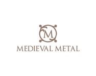 Medieval Metal Logo - Entry #36