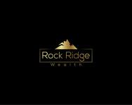 Rock Ridge Wealth Logo - Entry #318