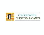 Crosswise Custom Homes Logo - Entry #47