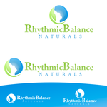 Rhythmic Balance Naturals Logo - Entry #25