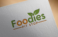 Foodies Pit Stop Logo - Entry #13