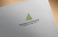 Emerald Chalice Consulting LLC Logo - Entry #73