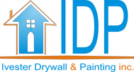IVESTER DRYWALL & PAINTING, INC. Logo - Entry #74