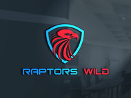 Raptors Wild Logo - Entry #49