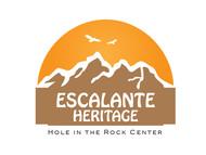 Escalante Heritage/ Hole in the Rock Center Logo - Entry #33